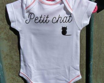Body baby kitten - customizable.