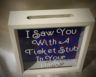 Phish Lyrics Ticket Box