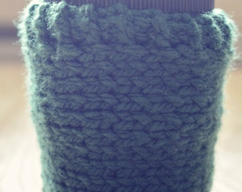 Forest Green Mug Sleeve