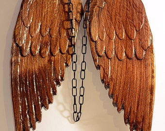 Baby Sized Angel Wings