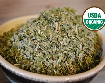 Organic Horny Goat Weed, Dried Herb, All Natural Herbal