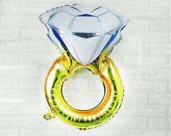 Engagement Ring Balloon