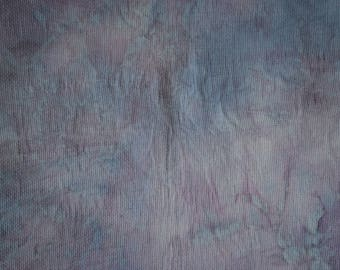 16 ct. Aida Hand Dyed Cross Stitch Fabric - Up in Smoke