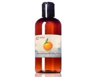 Cinnamon Orange Clove Body Wash