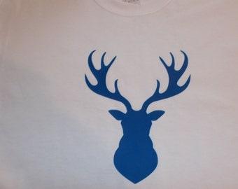 Deer Head Tee shirt
