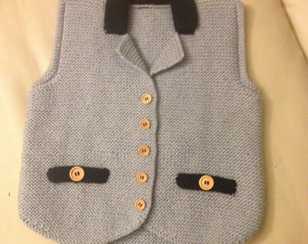 Toddler vests