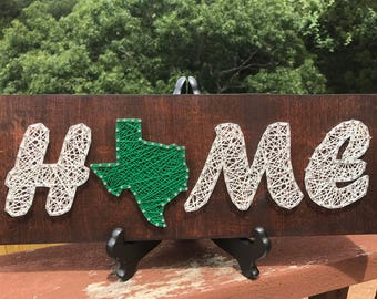 Home String Art with Any State