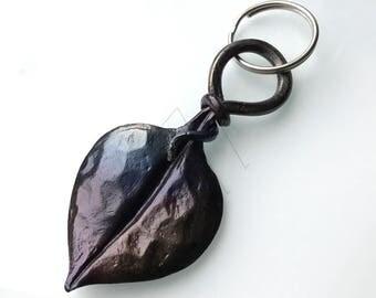 Metal keychain - iron anniversary gift for him