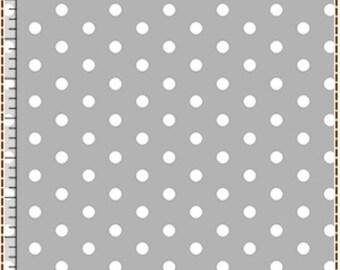 Girl Charlee Bolt Modern Reflection Grey Dots