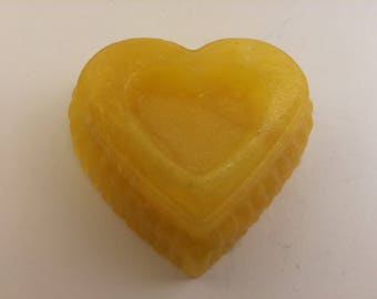 Heart of Gold Loofah Hand Soap