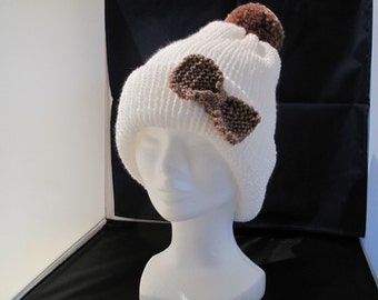 handmade hat to the softness of acrylic