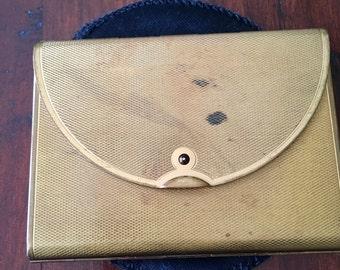Glamorous Coty 'Envelope' Powder Compact