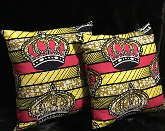Royalty decorative pillows