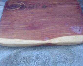 Red Cedar platter