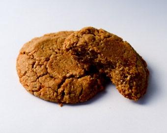 Vegan Cookie Butter Oatmeal