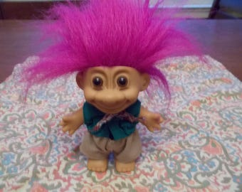 Dressed for Outdoors Russ Troll Doll