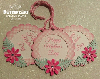 Mothers day Gift tags- 5 pack