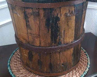 Antique Water Pail
