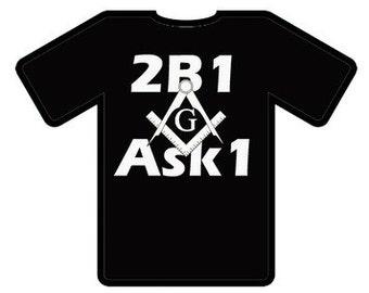 2B1ASK1 TEE SHIRT