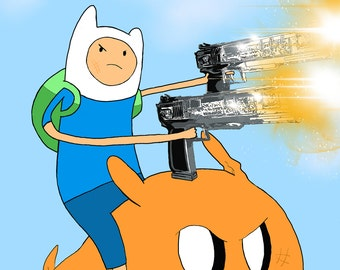 Adventure Time Reloaded