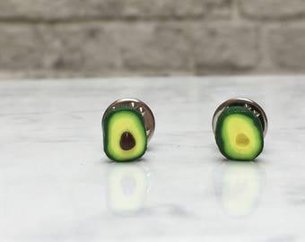 Avocado Pins Matching Set