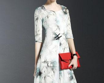 Vintage airy dress