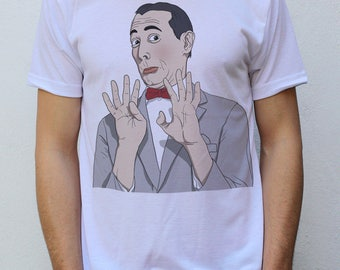 Pee Wee Herman T shirt