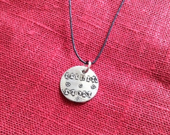 Viking age 10th Century Saxon Coin necklace