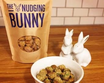 Homemade Rabbit Treats (Medium) - Free Shipping