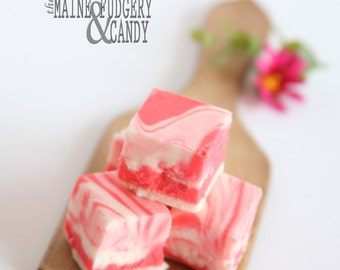Maine Fudgery Raspberry Cream