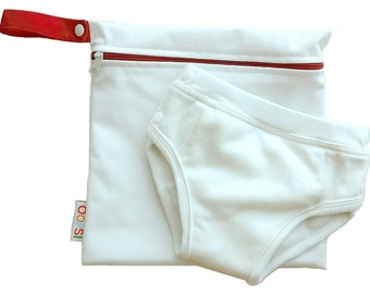 Girls Detachable Potty Training Underpants