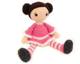 Amigurumi Doll Book : Wee lil flying ace snoopy amigurumi crochet doll by