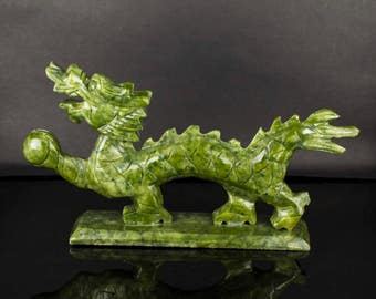 Green Jade Dragon