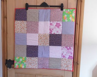 Adorable Handmade Quilt