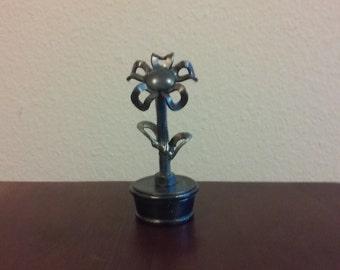 Welded Metal Flower
