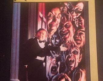 Waxwork # 1 Comic by Blackthorne - Horror Movie Comic Adaptation