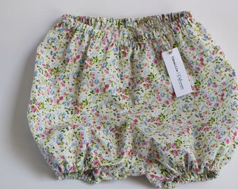 Printed baby Bloomer style Liberty