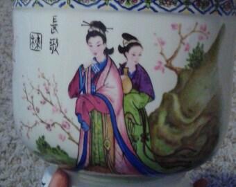 Japanese Art Vase