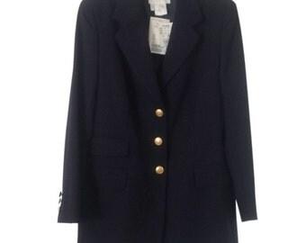 Vintage Escada Three Button Classic SB Jacket