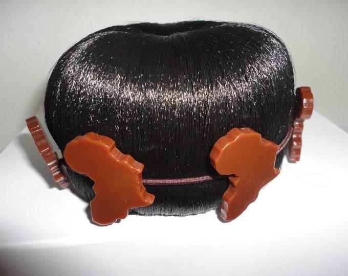 Joyfulheads Africa hair bun wrap