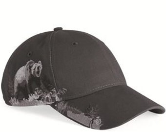 Grizzly Bear Hunting Hats