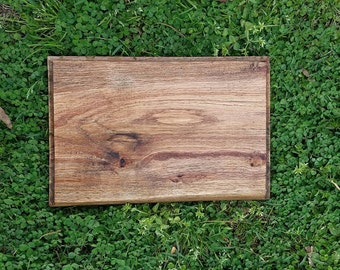 Fire Wood, Scorched, Cutting Board