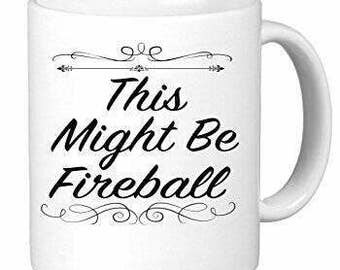 This might be fireball mug
