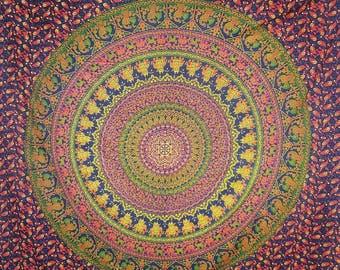 Mandala Large Tapestry