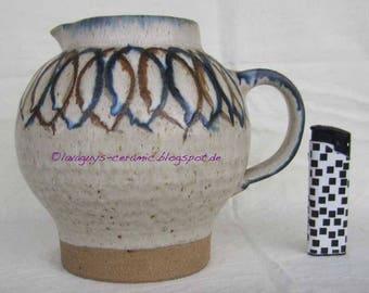 Danish studio pottery, Nis Stougaard jug