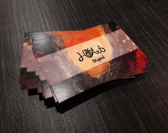 Business cards, business cards