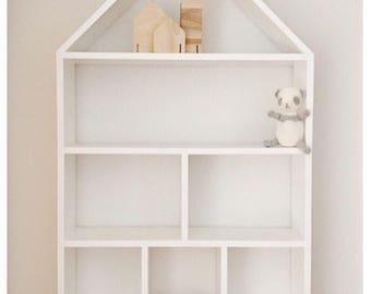Play house/Bookshelf