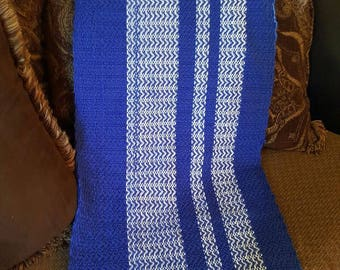 Handwoven, scarf, throw