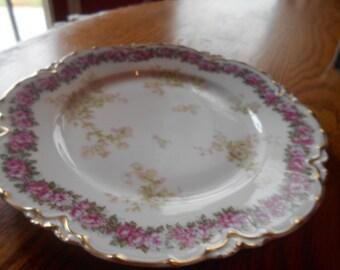 vintage haviland plate