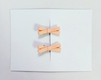 Mini clips pastel set